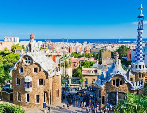 Renting a car in the coastal city of Barcelona