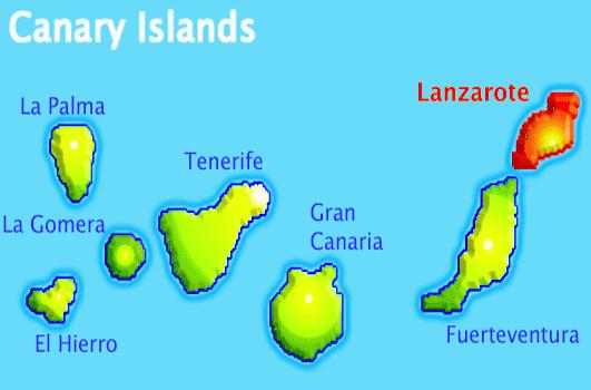 Rent a car Canary Islands: Tenerife - Gran Canaria - Lanzarote - Fuerteventura - El Hierro - La Palma - La Gomera